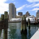 Long Wharf by Ingfbruno; Creative Commons License